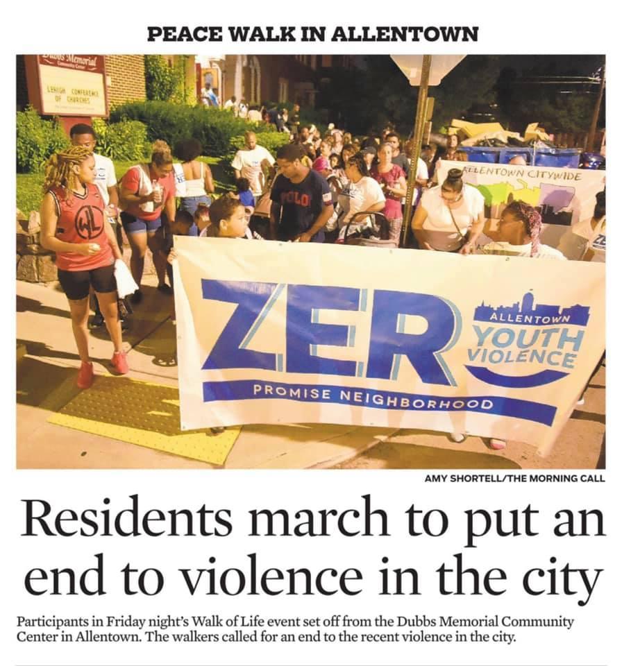 ZYV Peace Walk 1